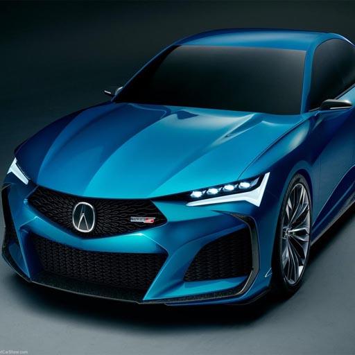 Image Acura Type S Concept Puzzle