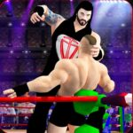 BodyBuilder Ring Fighting Club Wrestling Games