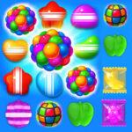 Candy Land Swipe Fantasy Match 3
