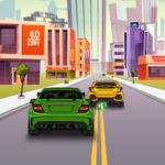 Car Traffic 2D
