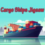 Cargo Ships Jigsaw