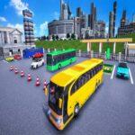 City Coach Bus Parking Adventure Simulator 2020