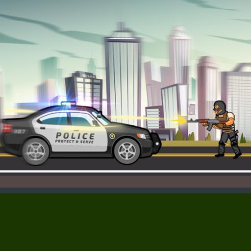 Image City Police Cars