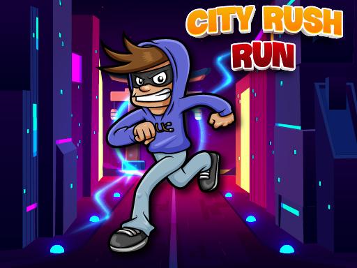 Image City Rush Run