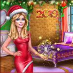 Ellie New Year Room Deco
