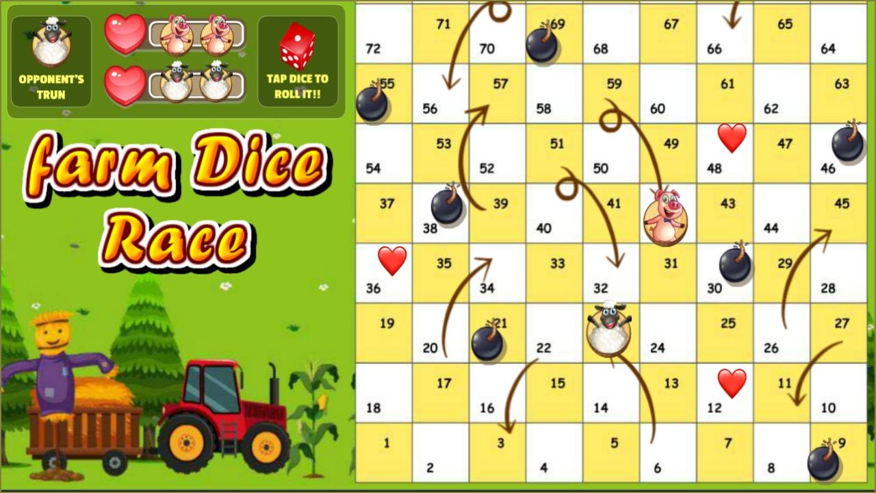 Image Farm Dice Race