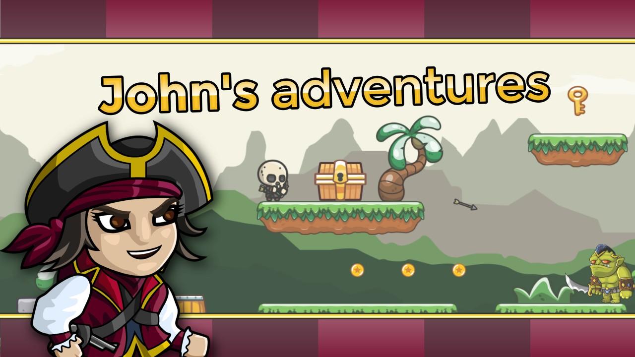 Image Johns Adventures