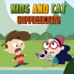Kids And Cat Differences