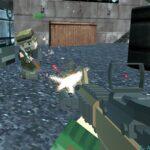 Pixel GunGame Arena Prison Multiplayer