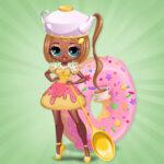 Popsy Princess Delicious Fashion