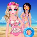 Princess Kawaii Swimwear
