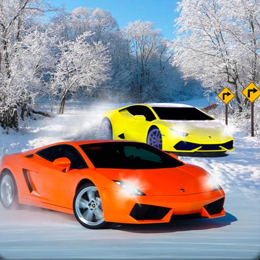 Image Snow Track Racing 3D