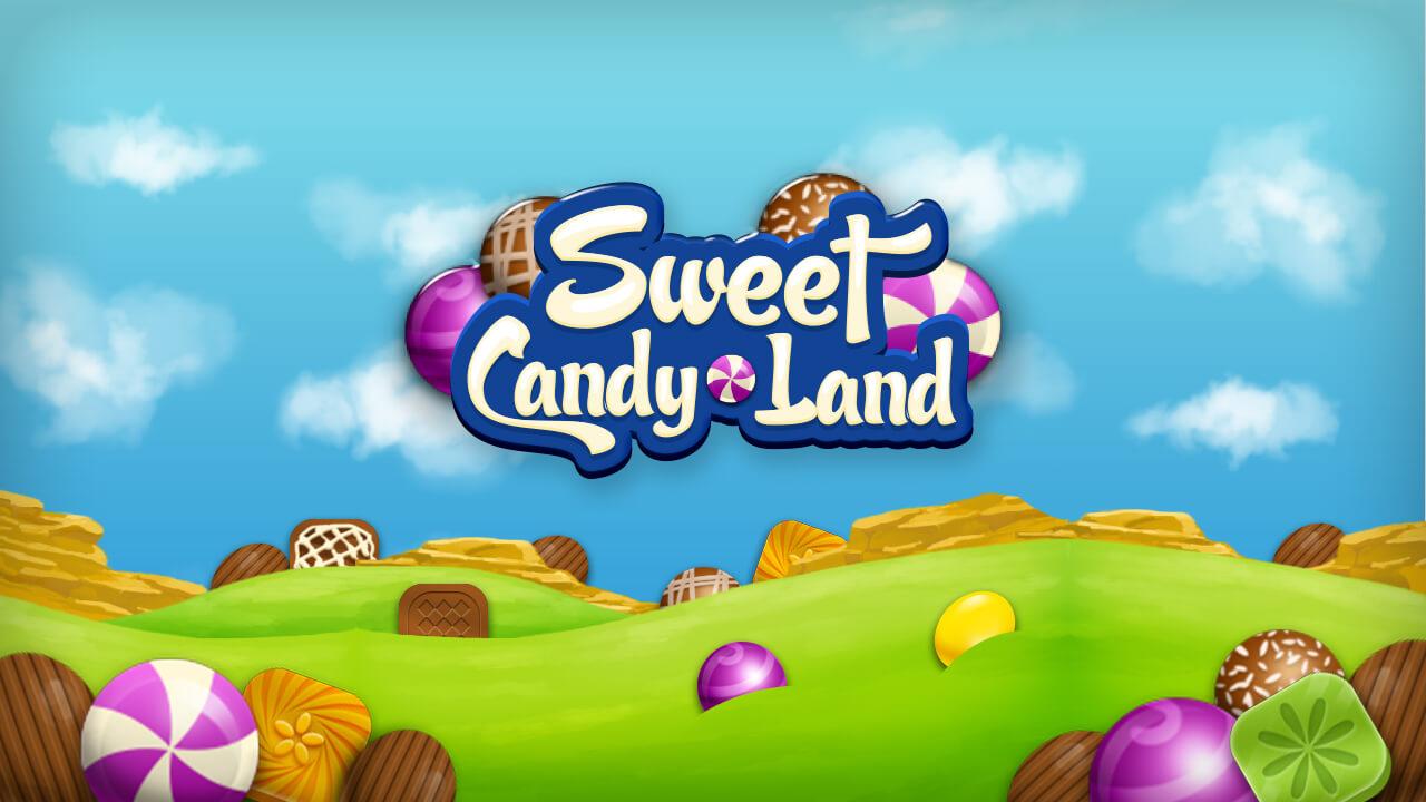 Image Sweet Candy Land