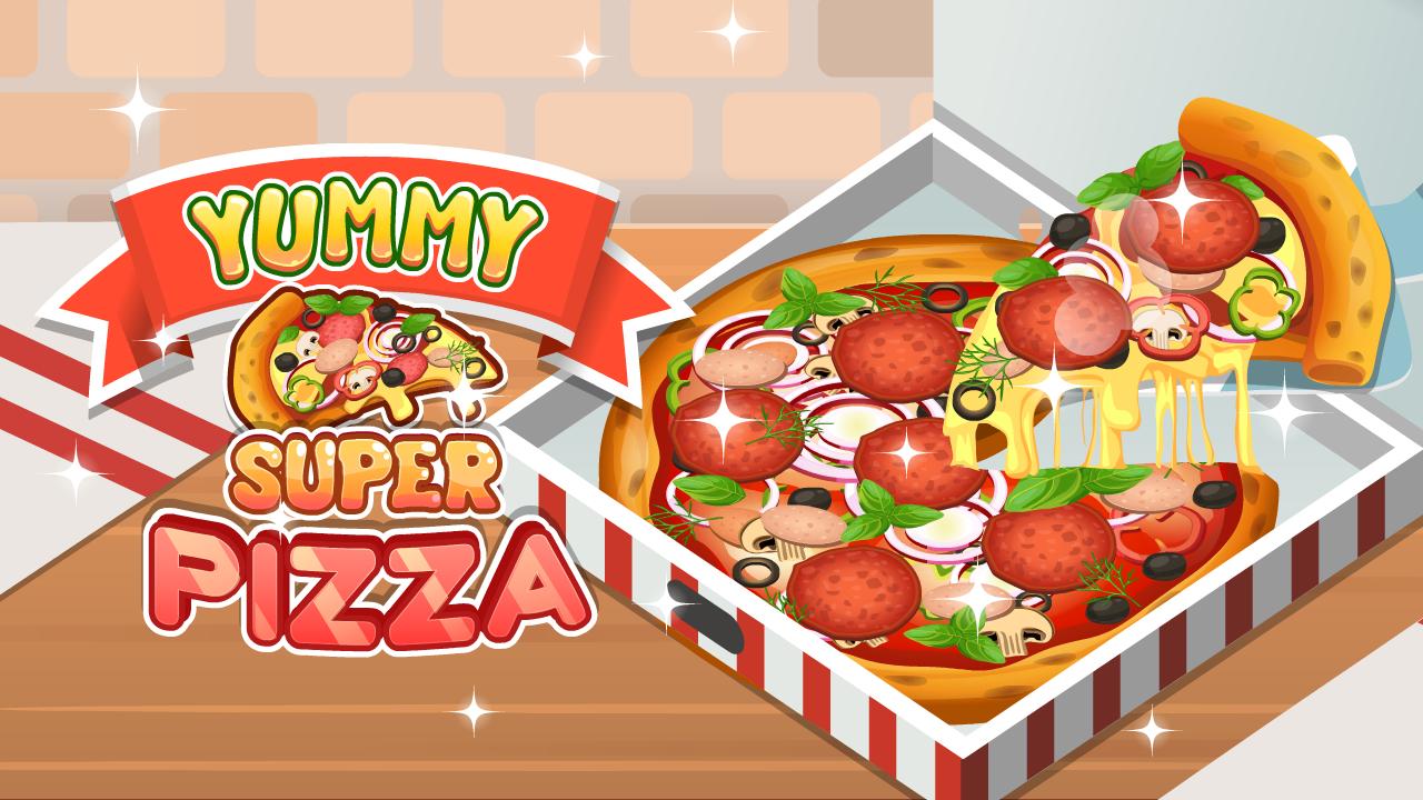 Image Yummy Super Pizza
